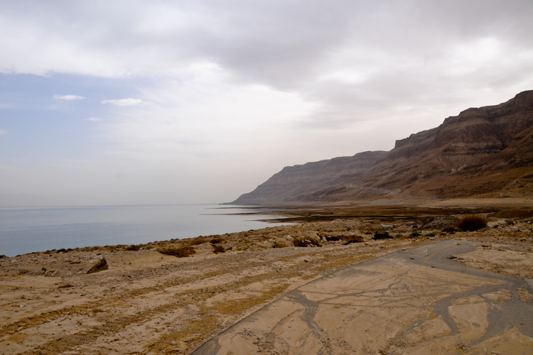 Dead Sea, Israel Nikon D300 18mm - 1/400 - f/10 April 6th 2008 12 : 32 PM