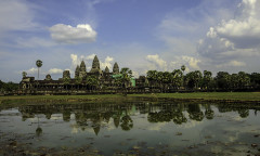 Angkor Wat, Cambodia Nikon D700 - 18mm - 1/400 - f/11 May 4th 2013 03 : 28 PM