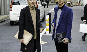 Street Fashion in Tokyo, Japan Nikon D700 70mm - 1/50 - f/5.0 November 20th, 2013 03 : 35 PM